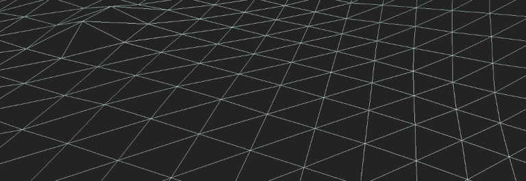 Wireframe instant Terra 2.0
