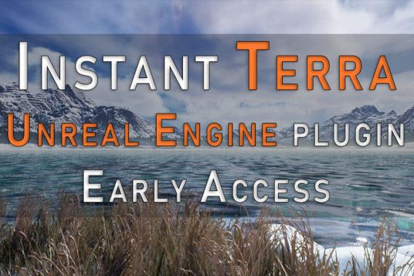 Unreal engine plugin instant terra
