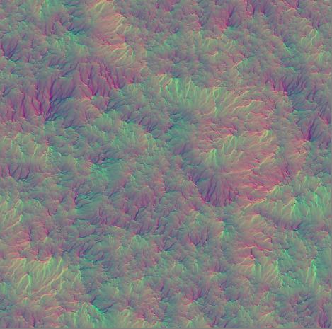 2d flow map