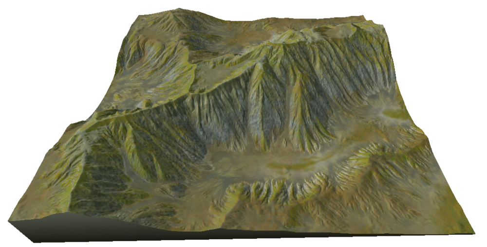 New erosion nodes with Instant Terra 2.3